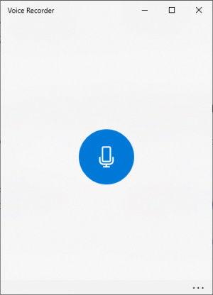 OpenupVoice Recorder